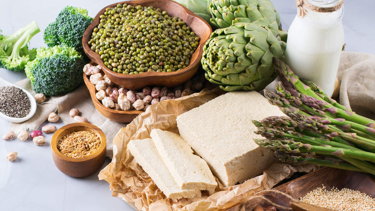 Green Peas are Rich Source of Veg. Protein for Human