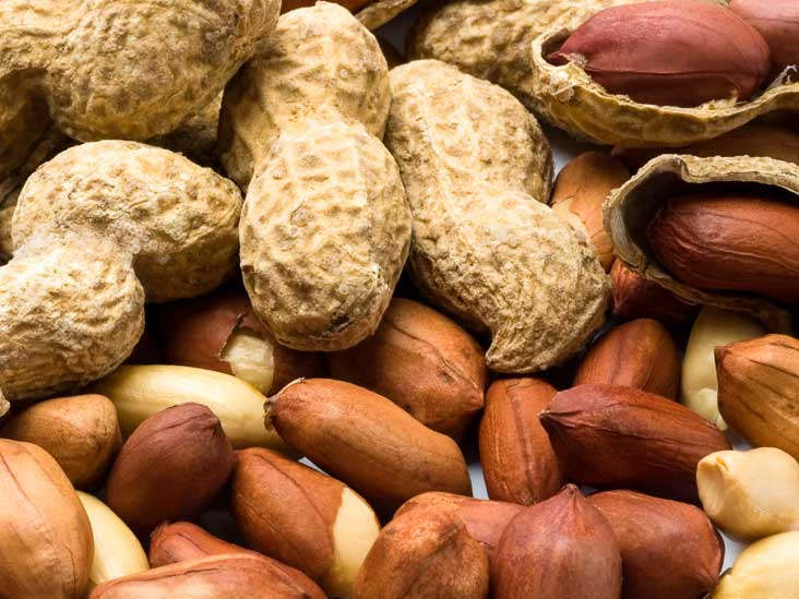 Application of Peanuts in Food Industry to Supply Ready Energy for Human