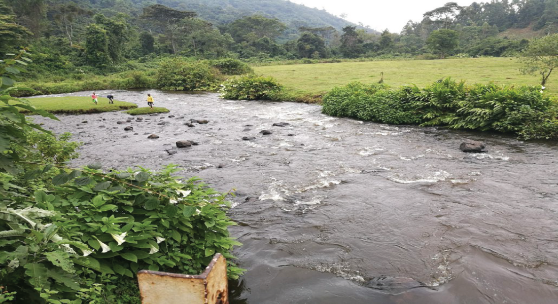 Drought Impact on Ground Water Quality in Langata Sub-County, Kenya