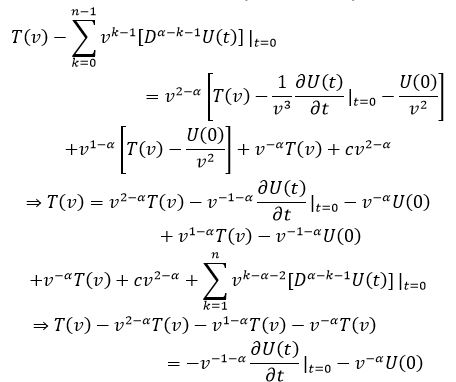 The Analytical Solution of Nonhomogeneous Fractional Ordinary Differential Equations by the Aboodh Transform Method