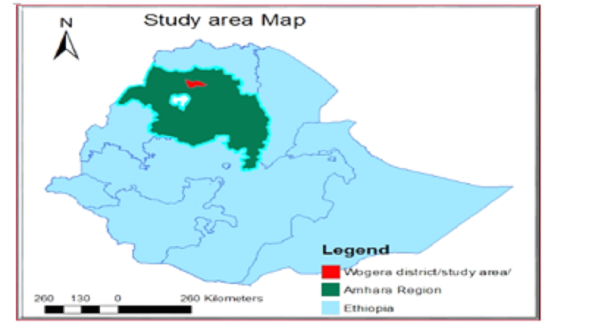 Effect of Eucalyptus Globules Woodlot Plantation on Selected Soil Physico-Chemical Properties and Wheat Yield in Wogera District, Amhara Region, Ethiopia