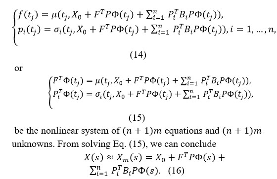 Using Block Pulse Functions for Solving Stochastic Differential Equations Driven by Fractional Brownian motion