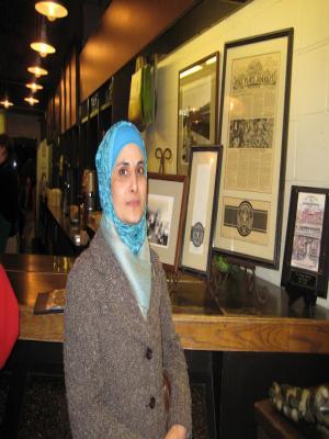 Zahida Qamri